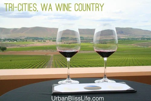 Wine Wednesday: Tri-Cities, Washington Wine Country