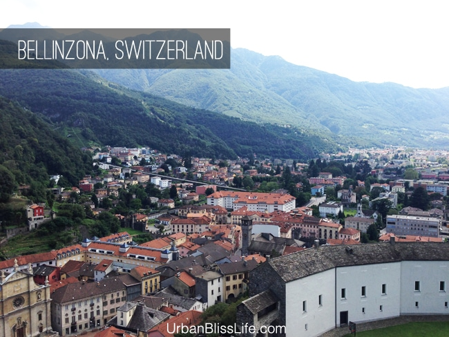 Bellinzona Switzerland 13