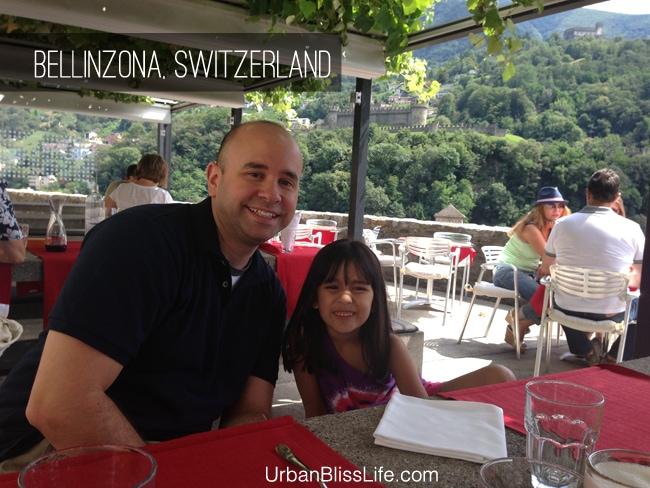 Bellinzona Switzerland Castles 11