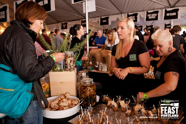 Feast Portland: Oregon Bounty Grand Tasting