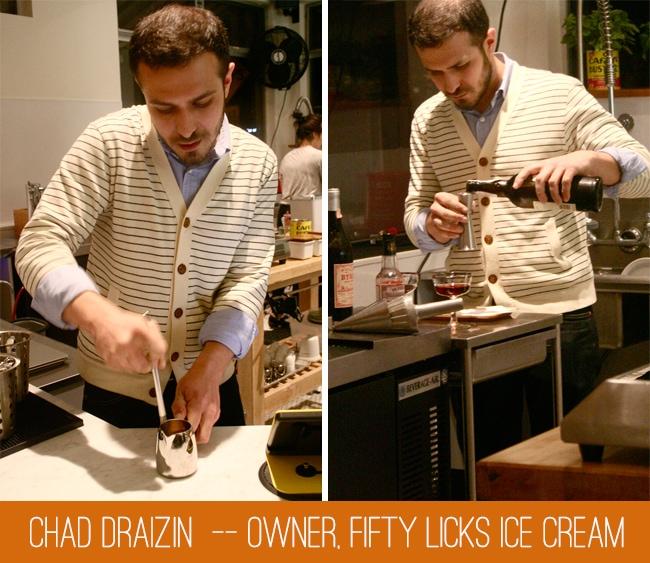 Fifty Licks - Chad Draizin