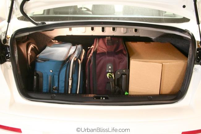 Mitsubishi Lancer - trunk