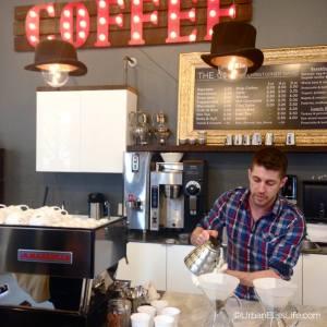 Third Wave Coffee Tour - Christopher David
