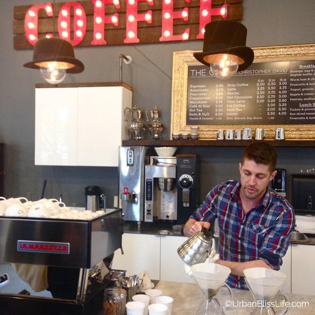 [Travel Bliss: Portland, Oregon] Third Wave Coffee Tour