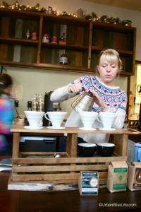 Third Wave Coffee Tour - Sisters Coffee