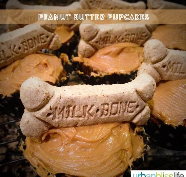Peanut Butter Pupcake Recipe