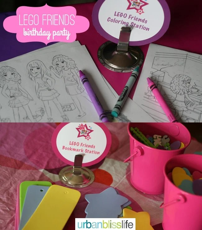 LEGO-Friends-Birthday-Party-Coloring-Bookmarks