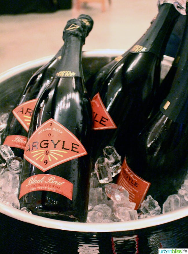 PDX Bubbles Week Argyle Winery