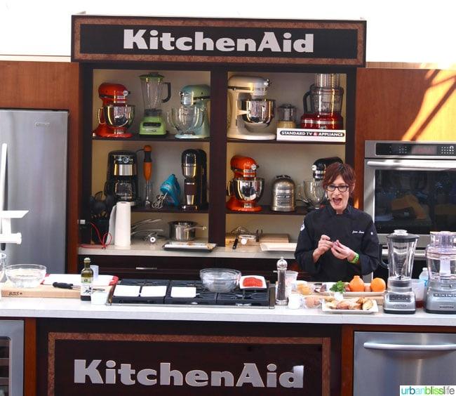 Jenn Louis Kitchen Aid