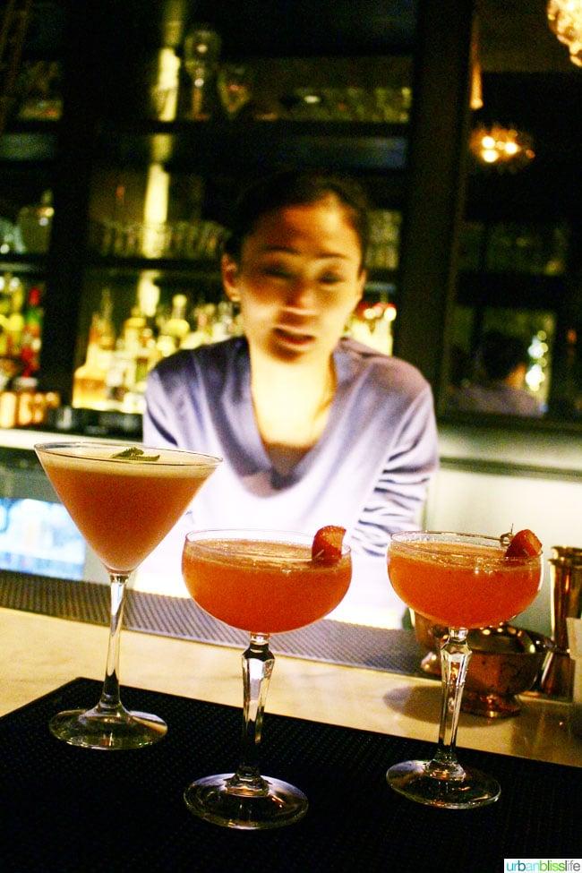 Juyoung Kang BLVD Cocktail Company Mixology