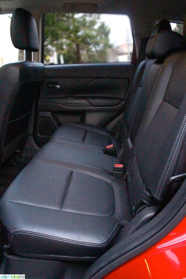 Mitsubishi Outlander review on UrbanBlissLife.com