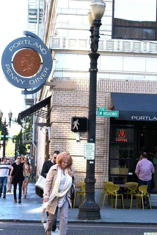 Portland Penny Diner restaurant in Portland, Oregon | UrbanBlissLife.com
