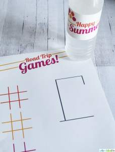 Free Summer Printables: Road Trip Games & Water Bottle Labels on UrbanBlissLife.com