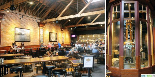 Bardenay Restaurant in Boise, Idaho on UrbanBlissLife.com