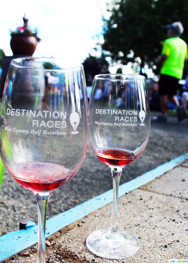 Oregon Wine Country Half Marathon on UrbanBlissLife.com