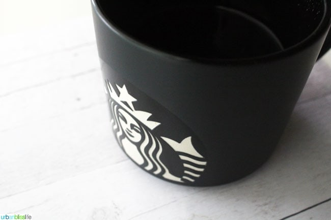 Slowing Down with Starbucks Pour Over Coffee on UrbanBlissLife.com