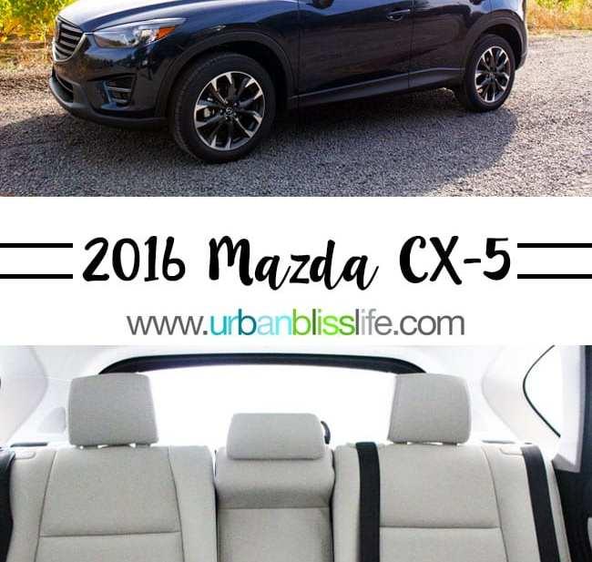 2016 Mazda CX-5 Car Review on UrbanBlissLife.com