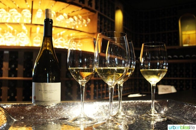 Wine Bliss: Willamette Valley Vineyards