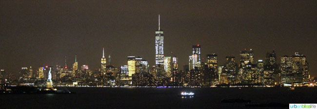 NYC skyline Travel Bliss: Royal Caribbean Anthem of the Seas Overview on UrbanBlissLife.com
