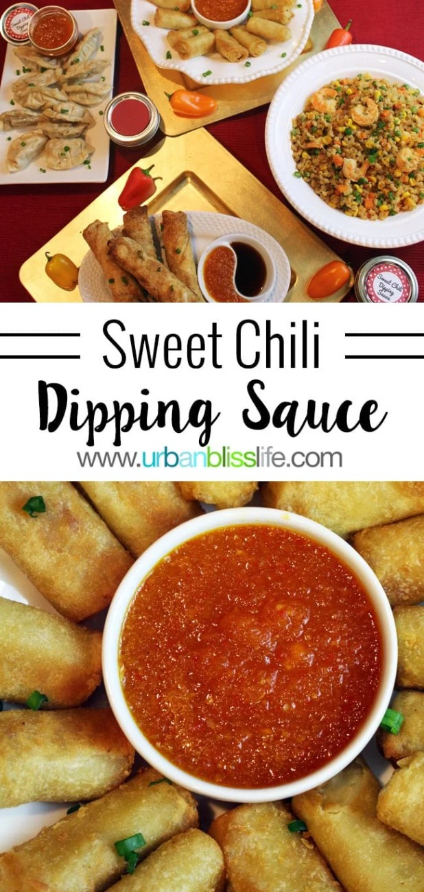 Food Bliss: Lunar New Year Recipe – Sweet Chili Dipping Sauce