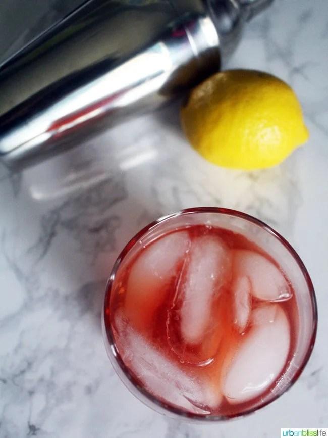 Cocktail Bliss: Bourbon Renewal