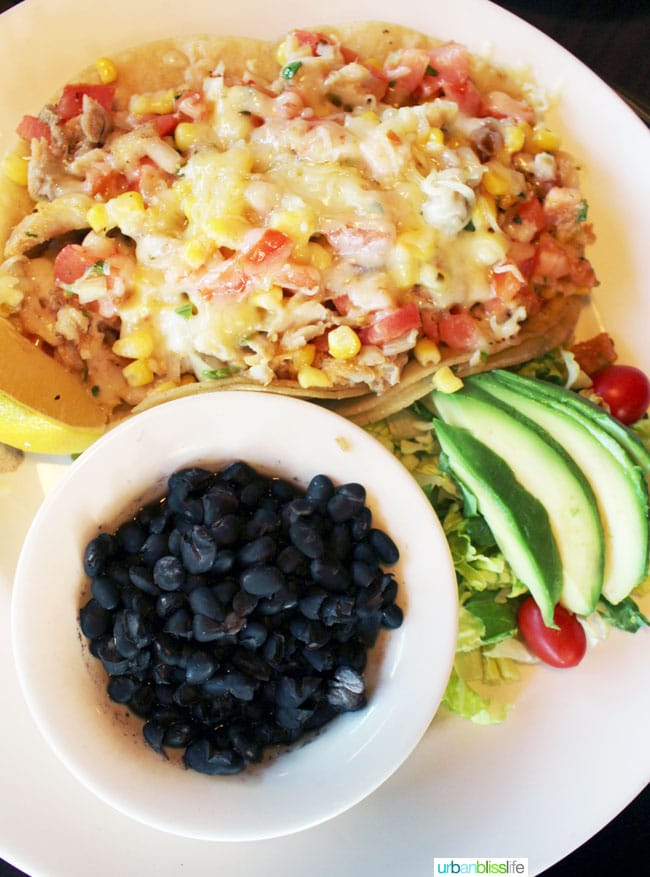 Wayfarer Restaurant Fish Tacos in Cannon Beach, Oregon - restaurant review on UrbanBlissLife.com