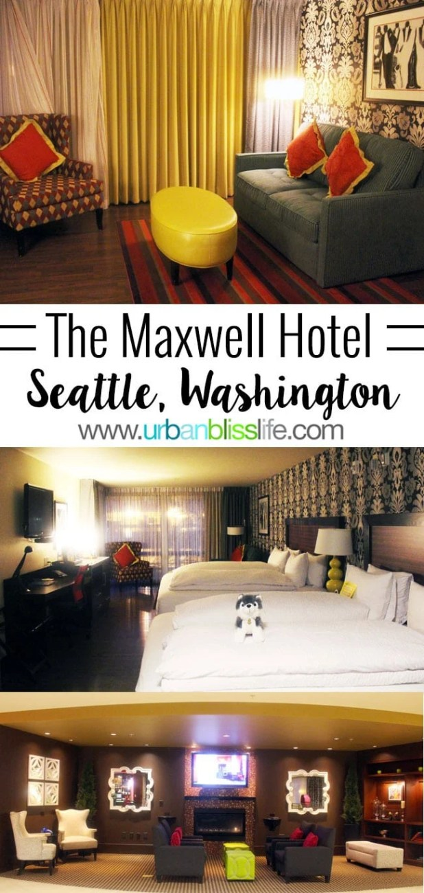 Travel Bliss: The Maxwell Hotel in Seattle, Washington