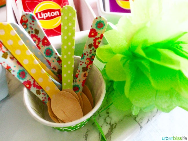 Lipton Tea Time Moms' Brunch
