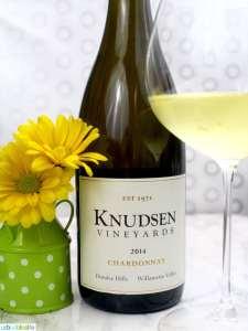 Knudsen 2014 Chardonnay