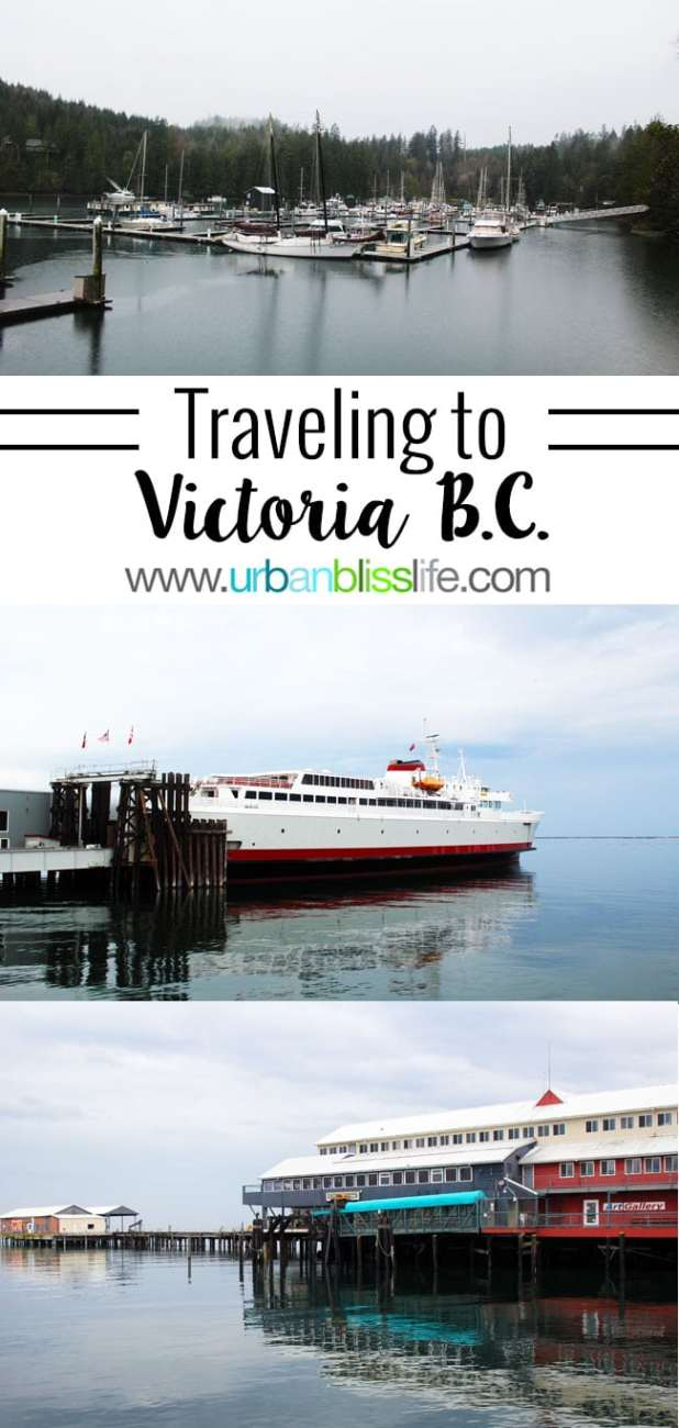 Travel Bliss: Family Road Trip to Victoria, British Columbia Canada