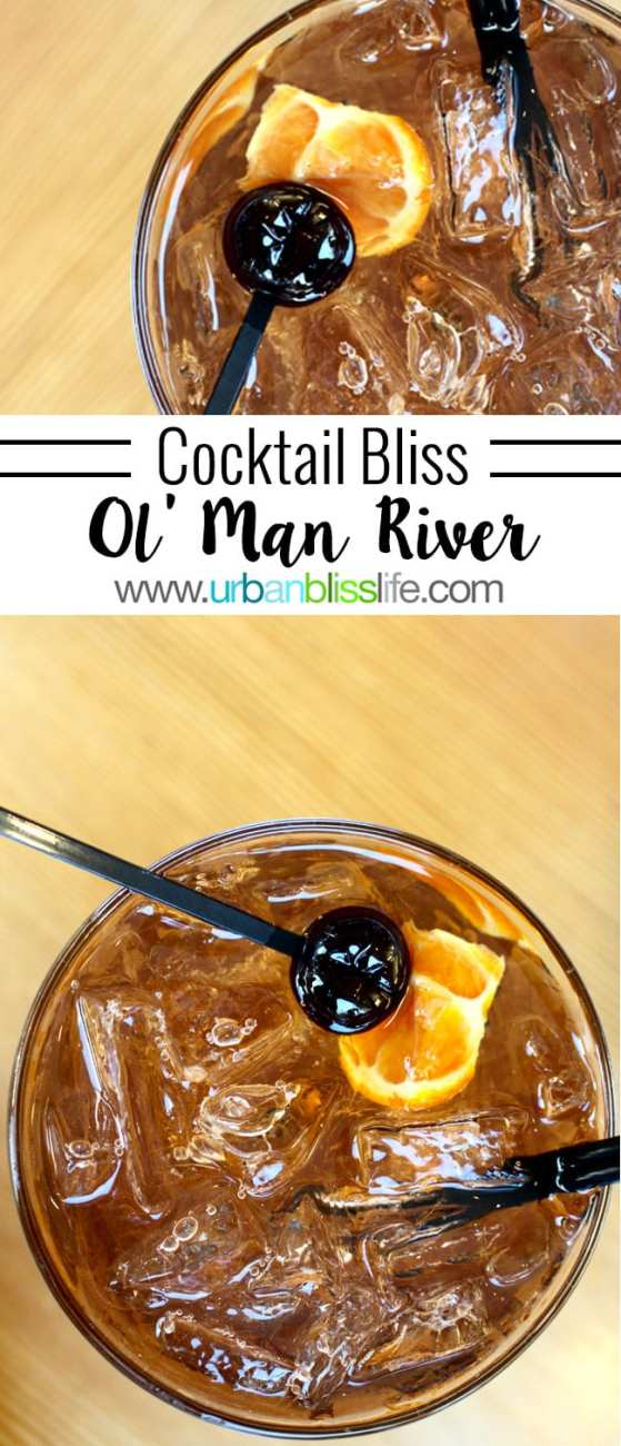 Cocktail Bliss: Old Man River