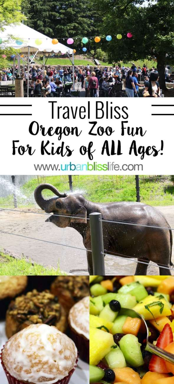 Travel Bliss: Fun Events for All Ages at the Oregon Zoo