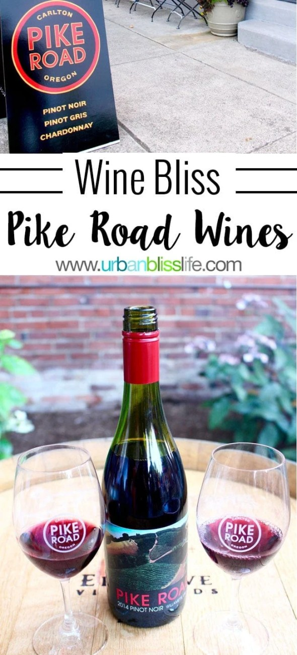 Wine Bliss: Pike Road Wines