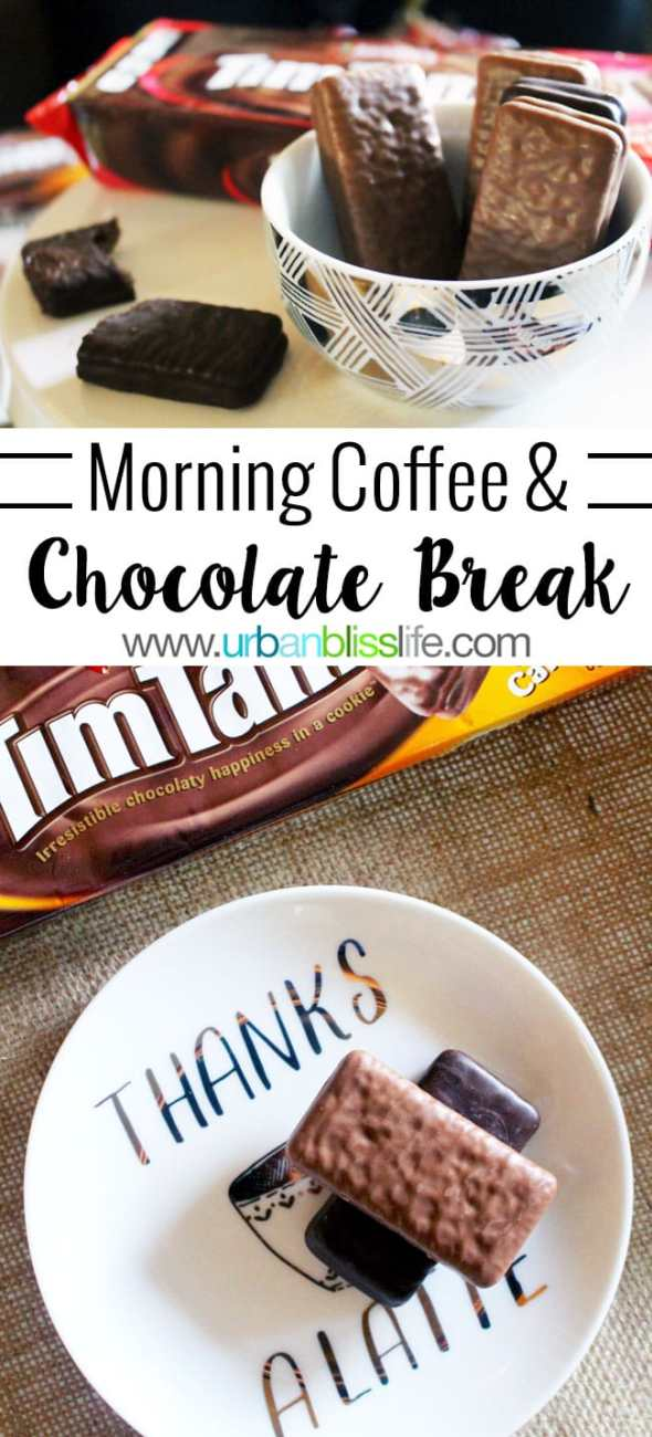 FOOD BLISS: A Friendsgiving Coffee + Chocolate Break