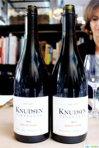 Wine and mushroom pairing luncheon in Portland, Oregon, featuring Knudsen Vineyards wines & Ostrom's Mushrooms, on UrbanBlissLife.com