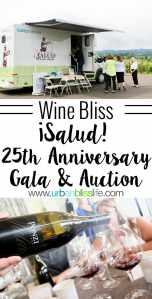 Salud Wine Auction features top Oregon wines - UrbanBlissLife.com
