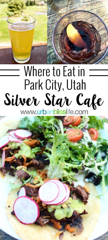 Silver Star Cafe Park City Utah