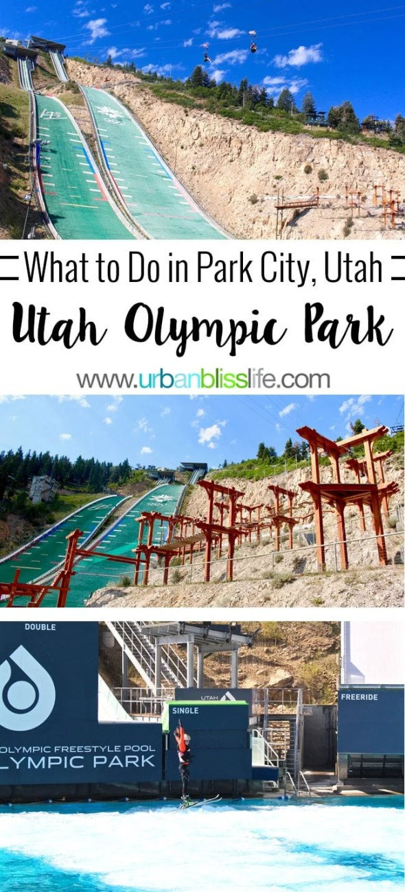 TRAVEL BLISS: Family Adventure in Utah Olympic Park