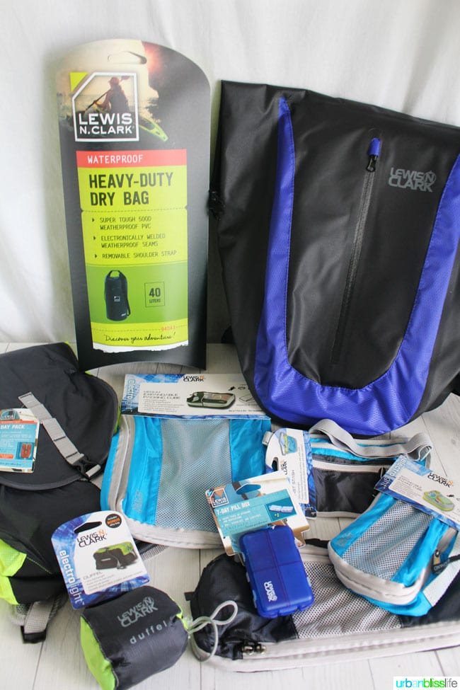 Travel Gear Giveaway on UrbanBlissLife.com