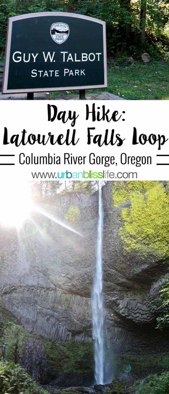 TRAVEL BLISS: Easy, Beautiful Day Hike in Oregon: Latourell Falls Loop