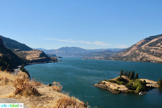 Biking the Historic Columbia River Highway, travel tips on UrbanBlissLife.com