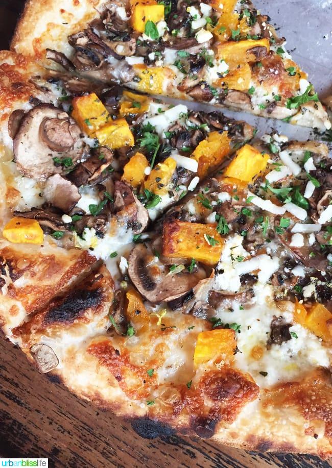 Solstice pizza, Hood River Oregon travel tips on UrbanBlissLife.com