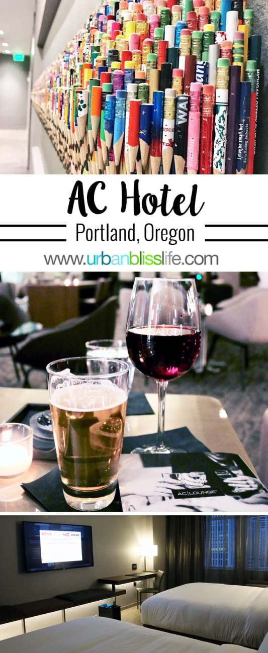 Travel Bliss: AC Hotel Downtown Portland