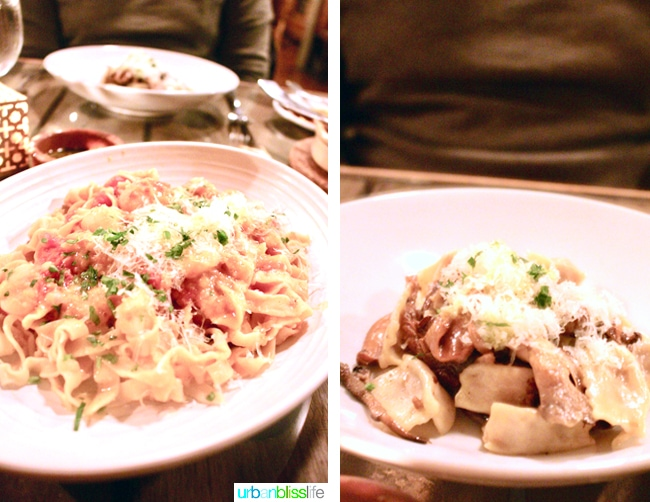 Where to Eat in Walla Walla: Saffron, restaurant review on UrbanBlissLife.com