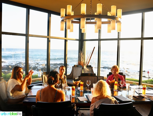 Where to Eat in Kauai: Rum Fire, restaurant review on UrbanBlissLife.com
