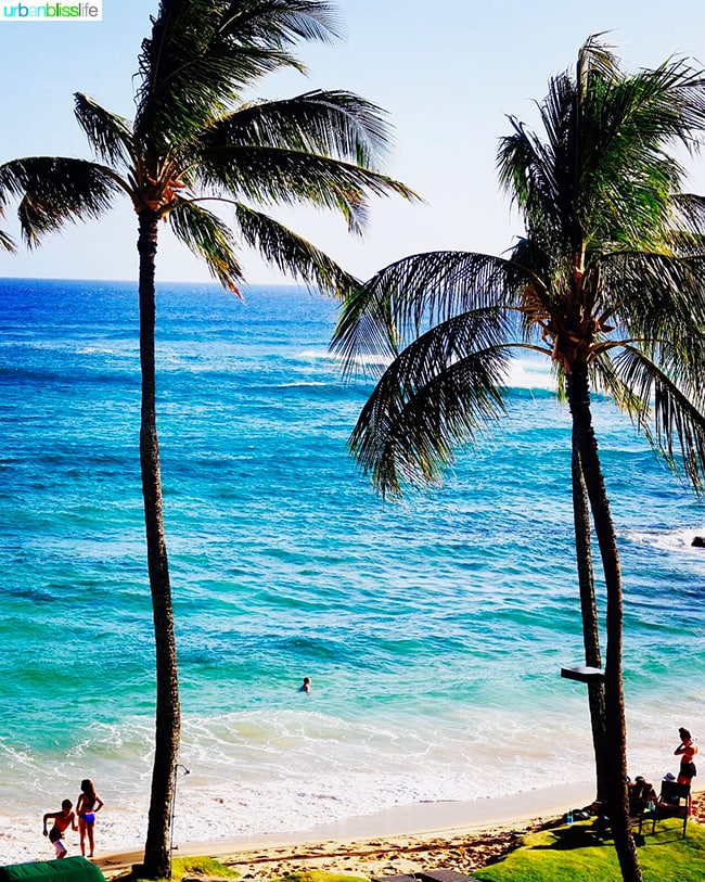 TRAVEL BLISS: Sheraton Kauai Resort – A Stunning Oceanfront Hawaii Hotel