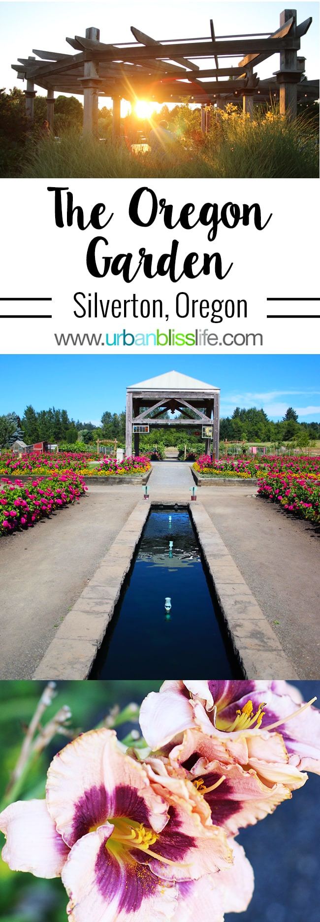 The Oregon Garden travel on UrbanBlissLife.com