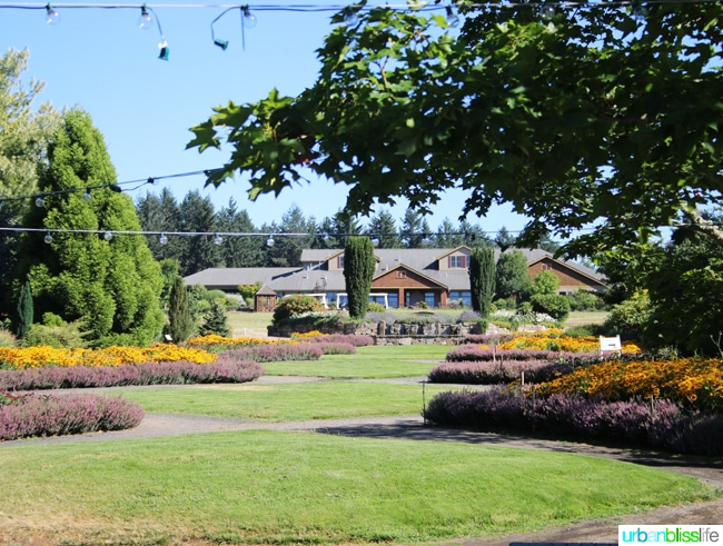 Oregon Garden Resort Relaxing Getaway in Silverton, Oregon