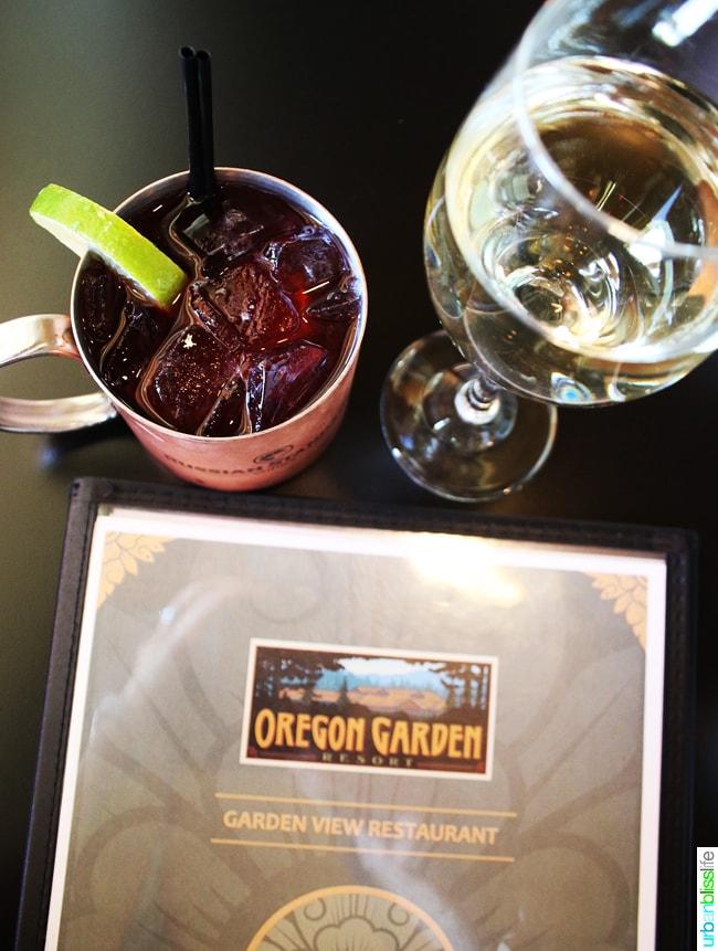 The Oregon Garden Resort restaurant travel on UrbanBlissLife.com