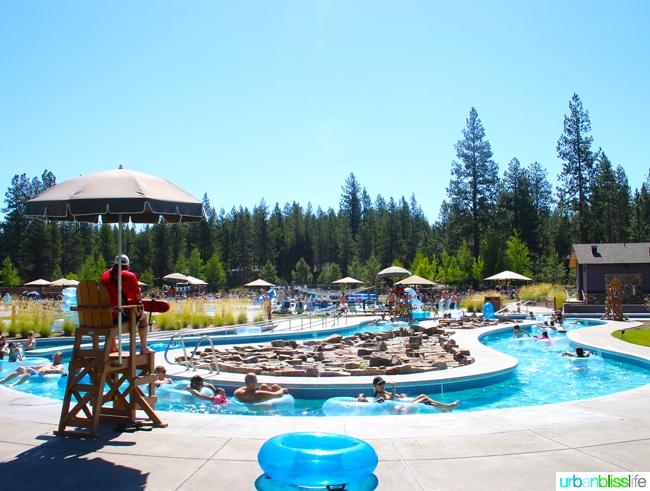 Sunriver Resort SHARC family travel on UrbanBlissLife.com